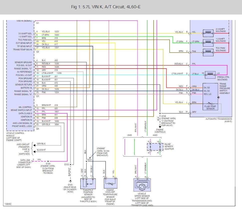 Wrg 4699 93 4l60e Wiring Diagram