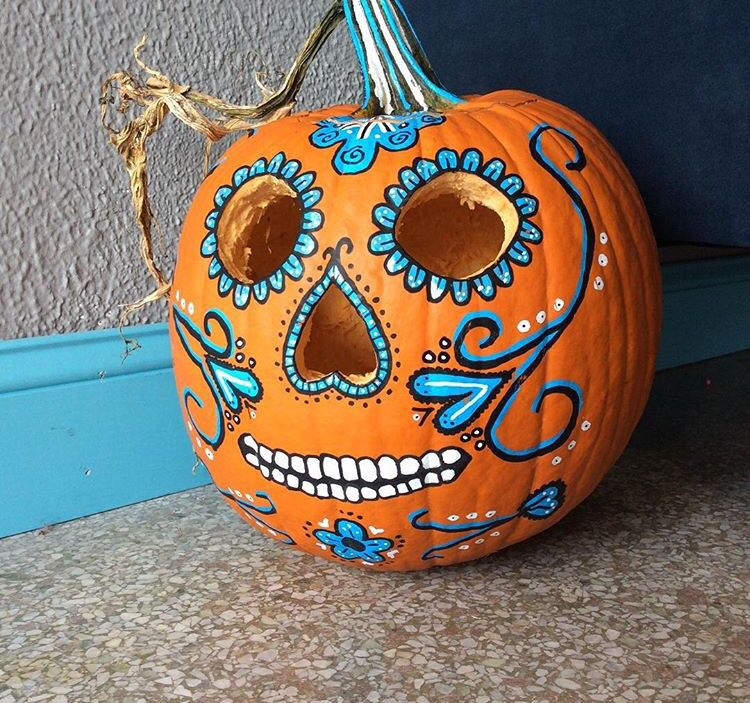 Pumpkin #pumpkinpaintingideas