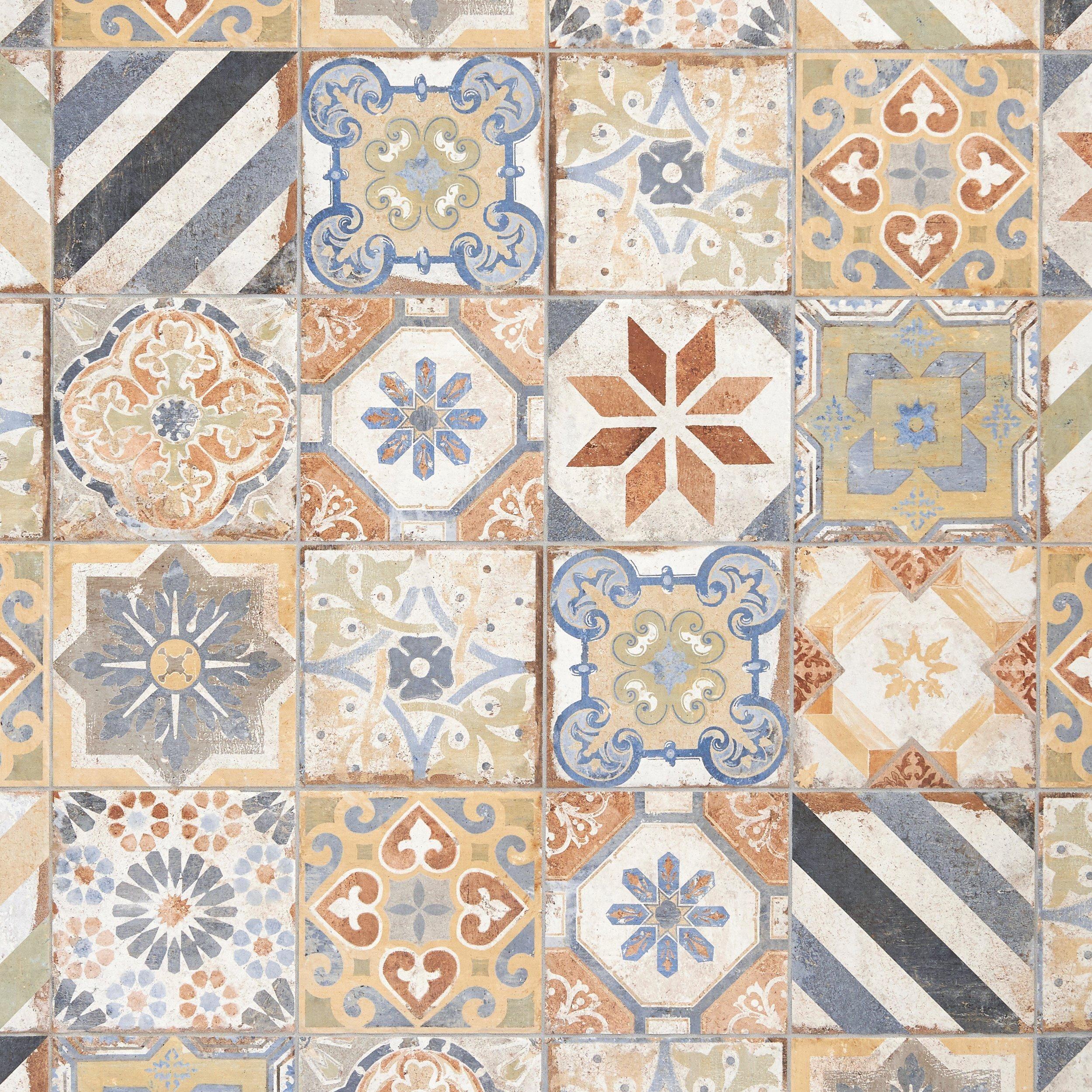 San Juan Deco Porcelain Tile Floor Decor Bathroom Floor Tile Small Grey Flooring Bathroom Floor Tiles