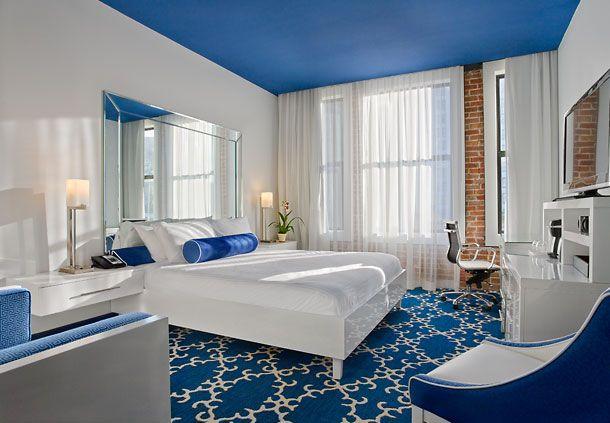 #boudoirhotel -- The Saint, New Orleans