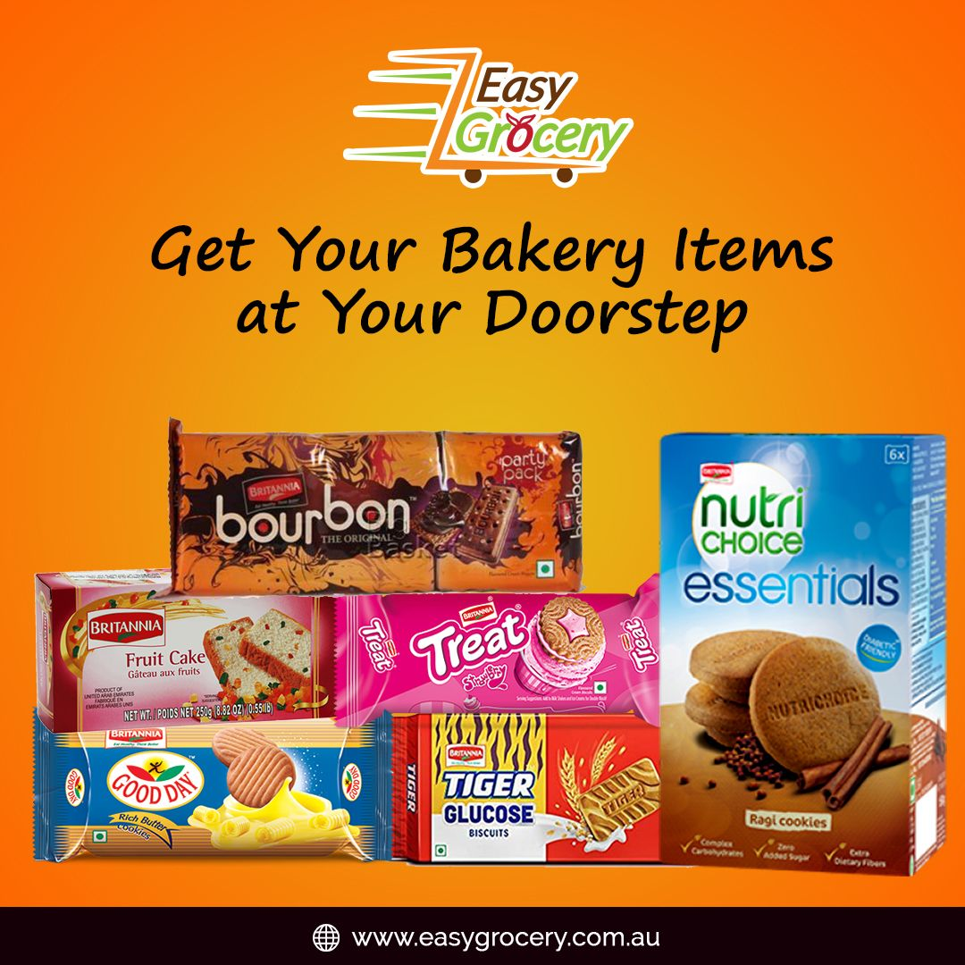 Life is great with Britannia bakery items. You favorite