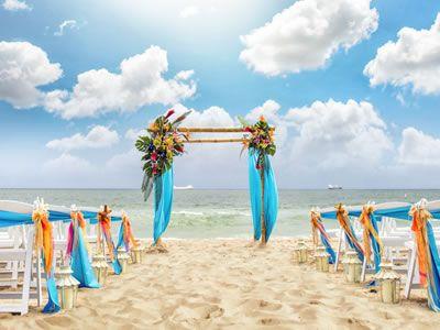 The Westin Fort Lauderdale Beach Resort Florida Wedding Venues 1