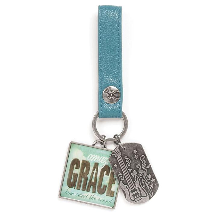 Amazing Grace Keychain