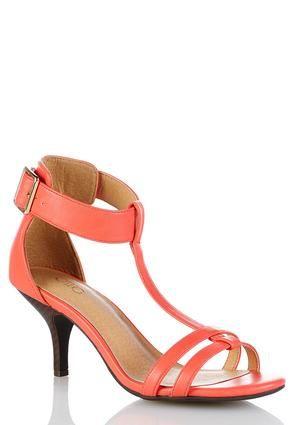 b2c5edcfe Cato Fashions Wide Width Double Strap Heels  CatoFashions