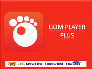 GOM Player Plus License Setup + Registration Key Free