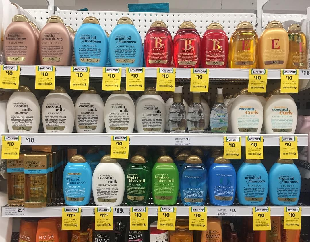 Ogx Shampoo And Hairconditioner Is 40 At Woolworths Onsale Until 21 2 17 Ogx Australia Shampoo Hair Conditioner Ogx