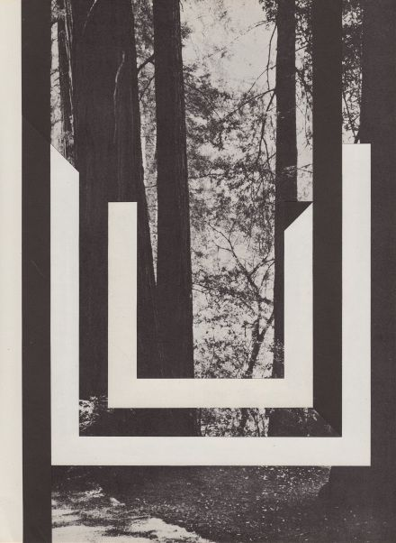 "So Inspiring! I love the minimal style of the collages by Louis Reith, a simple pleasure for the eyes. Geometric forms compositions ""invade"" black and white landscape pictures, all took…"