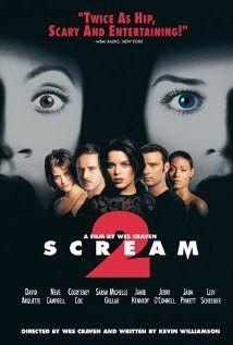 Movies over world around: SCREAM 2 1997