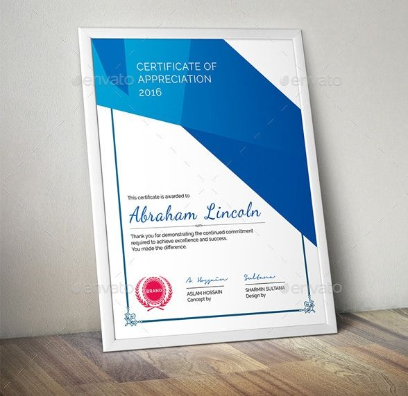 Certificate of appreciation template psd and ai certificate of certificate of appreciation template psd and ai yelopaper Image collections