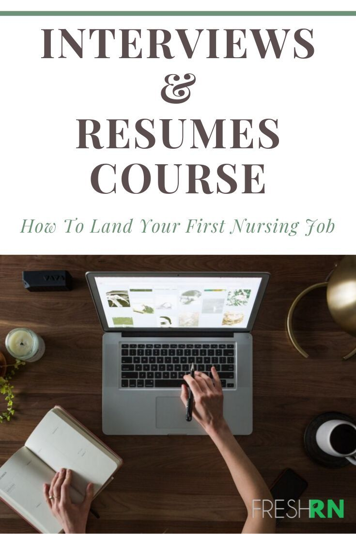 Are You Finishing Nursing School And Worried About How You Ll Land That First Job Not Sure What To Put On The Earn Money Online Making Money Teens Earn Money