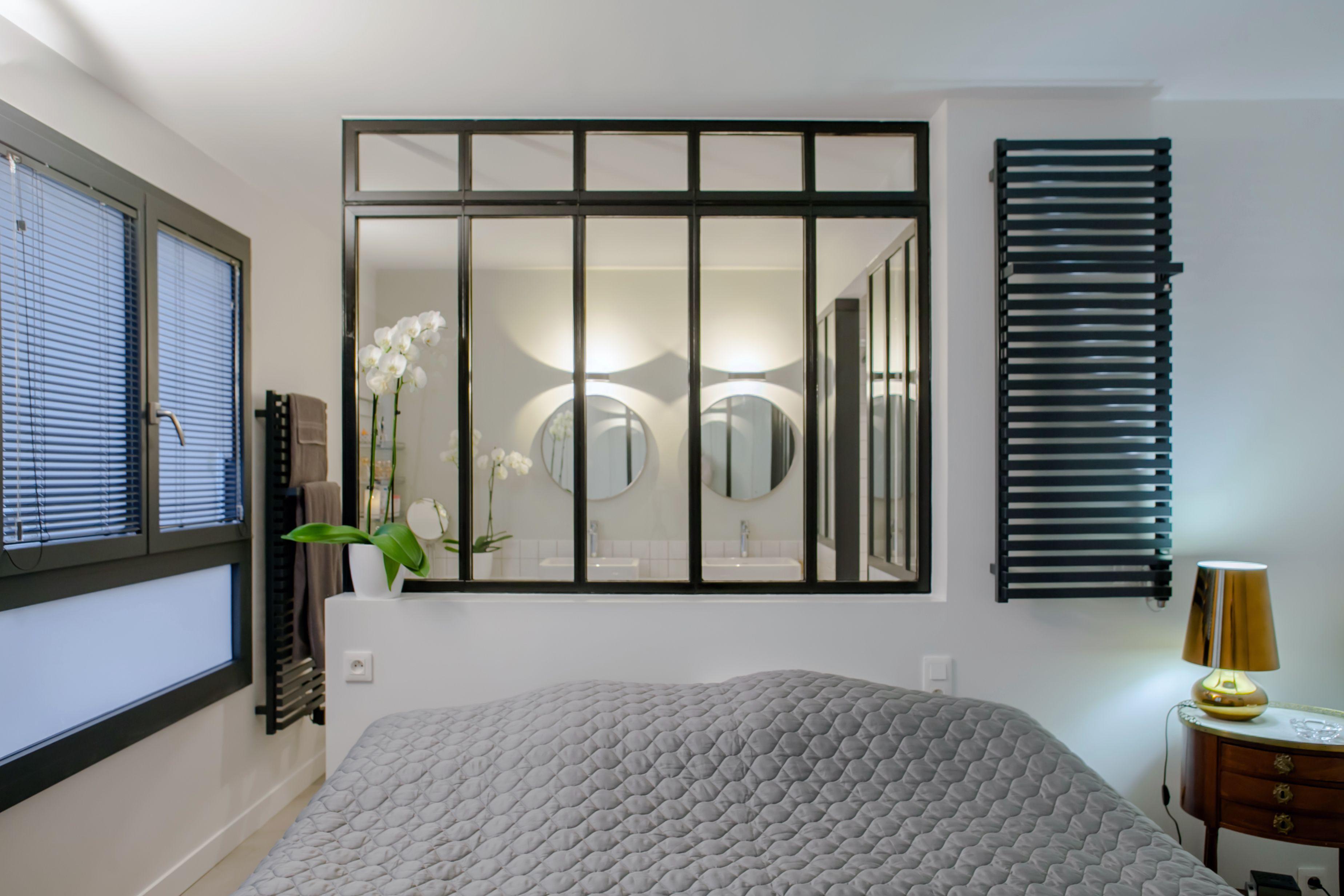 Appartement Sur Mesure Avec Images Verriere Chambre Salle De