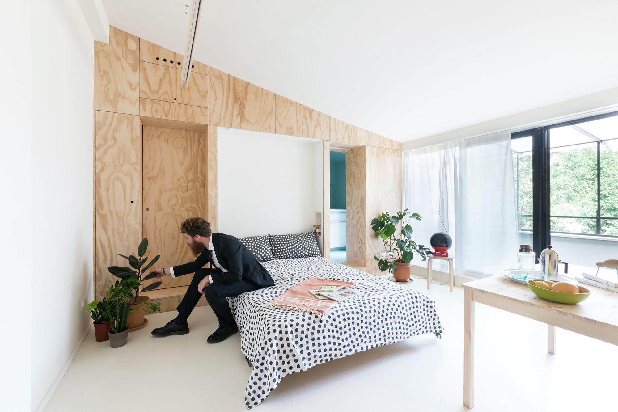 Pin On Living Small Italy small bedroom apartment