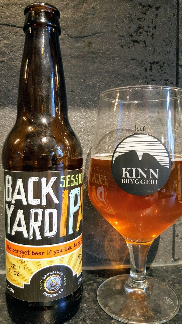saugatuck backyard session ipa watch the video beer review here
