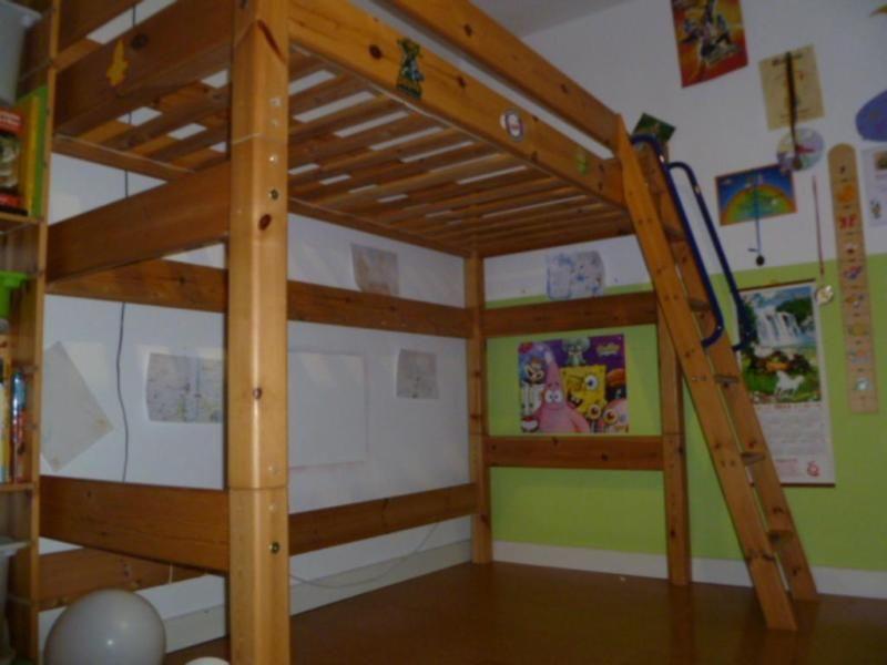 Thuka Flexa Kinderhochbett Massiv Kiefer Kinder Zimmer Kinder