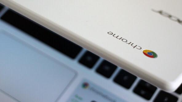 Per la prima volta, si vendono più Chromebook che Mac