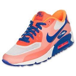 Women's Nike Air Max 90 Hyperfuse Premium Casual Shoes SAIL