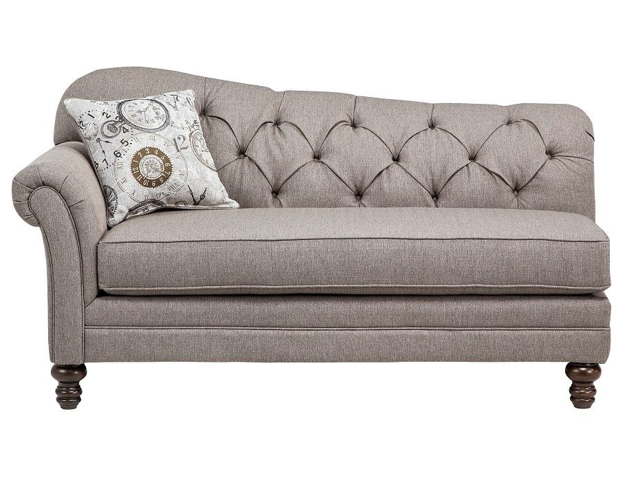 Slumberland tempus collection chaise basement - Slumberland living room furniture ...