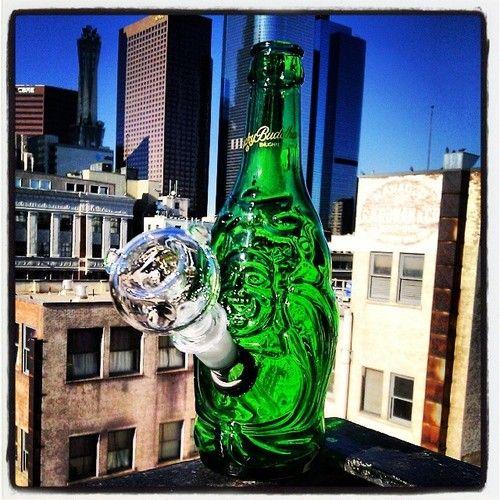 Lucky Buddha Beer Bong!