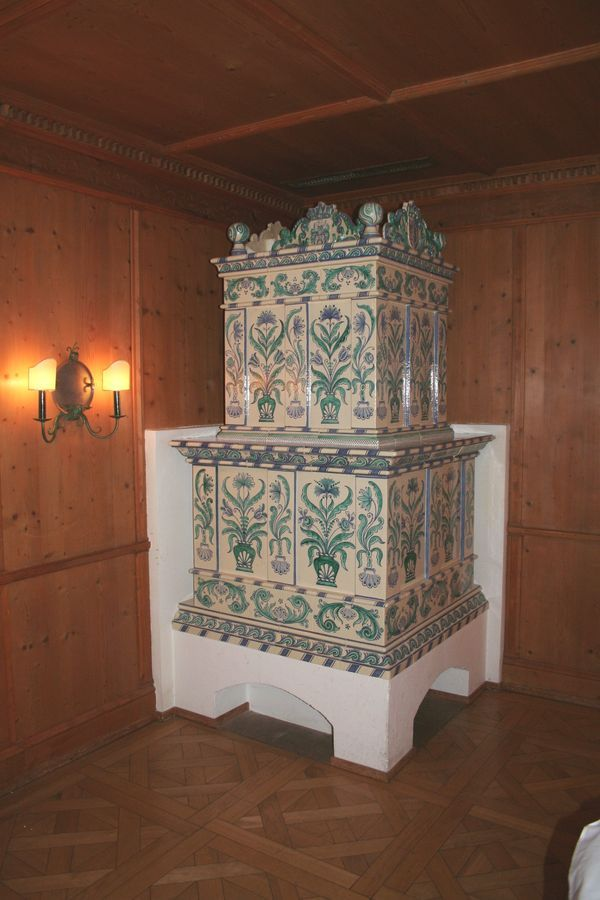 Galerie Angermayer Wood Burner Stove Fireplace Old Stove