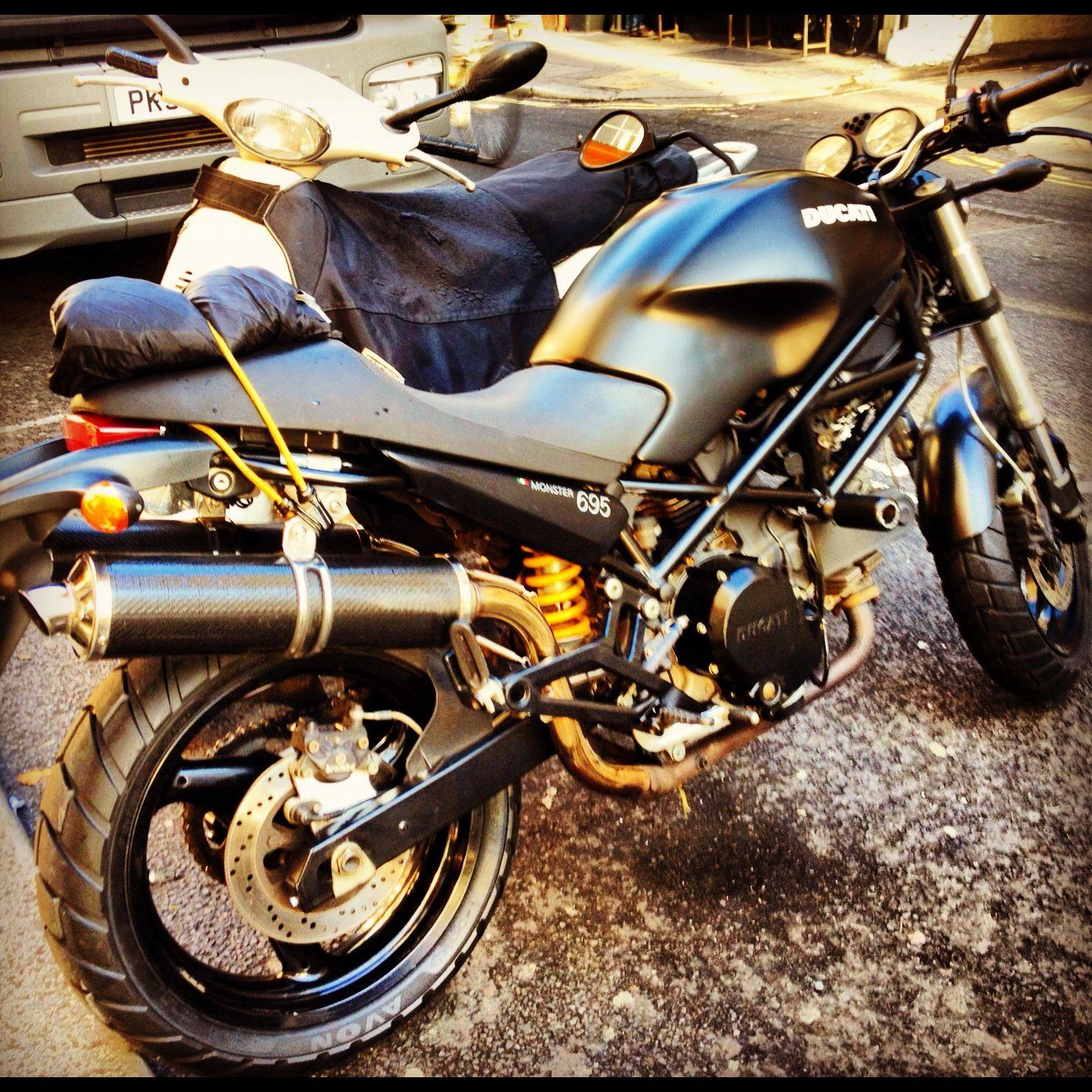 My Ducati Scrambler Ducati Ducati Scrambler Motorcycle