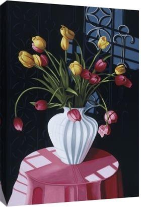 Gallery Direct Fine Art Prints: San Marcos Tulips by Bob Franklin