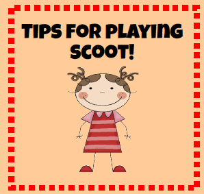 Have you ever played Scoot?  Read this post for tips to play it.