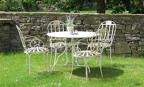 vintage style outdoor furniture outdoor goods