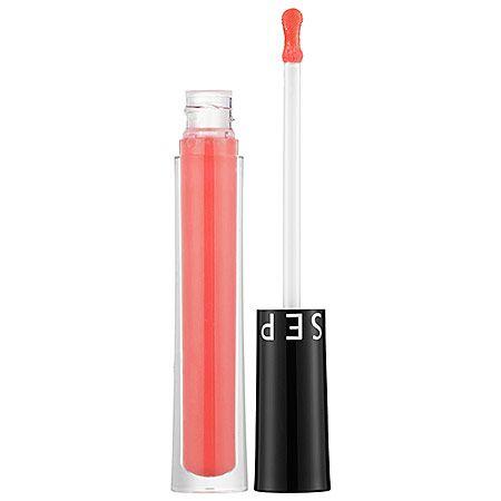 Sephora Ultra Shine Lip Gloss  in Vibrant Coral