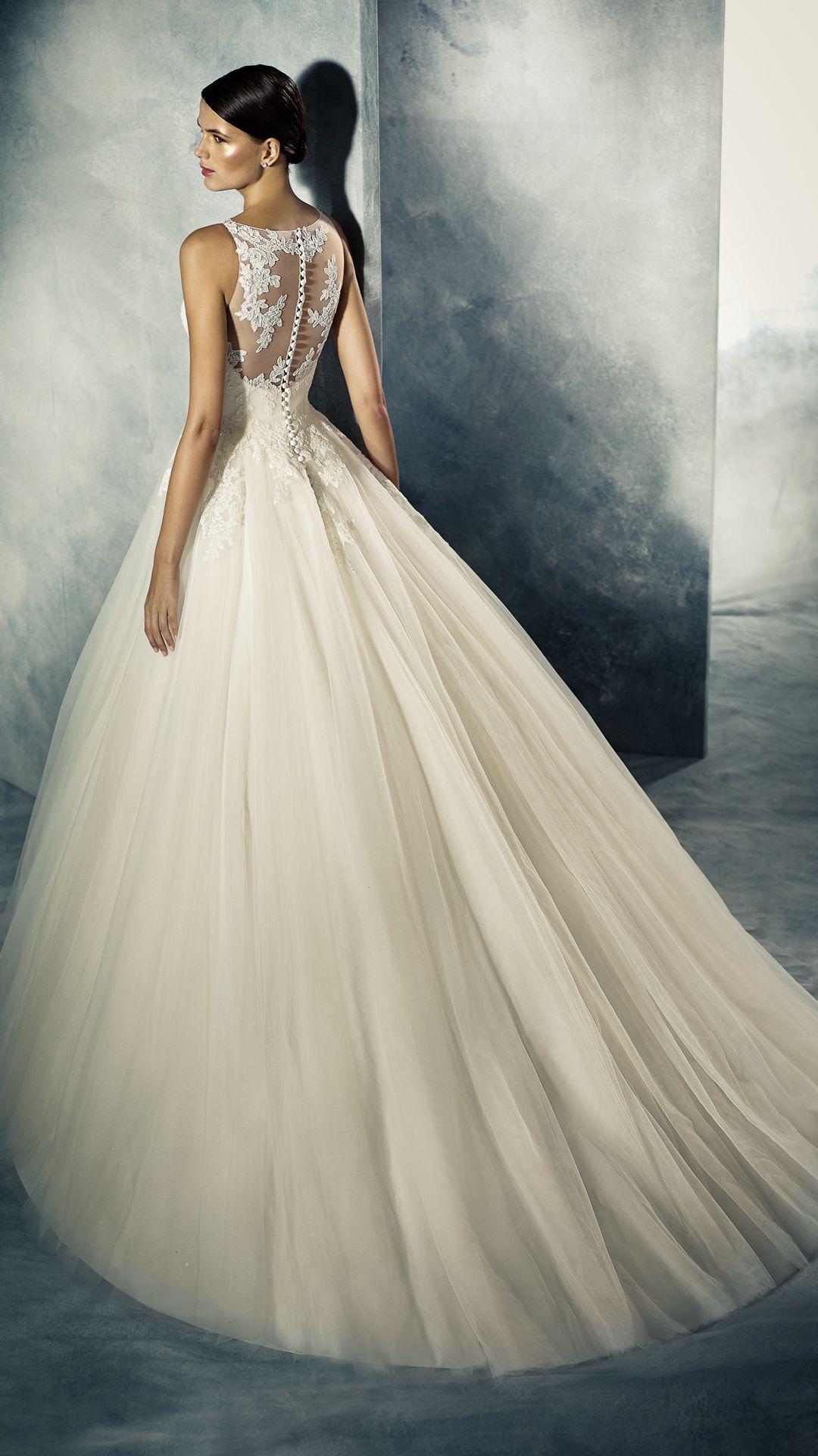 Brautkleid-White-One-Kollektion-Modell-JARISSA-C  Brautkleid