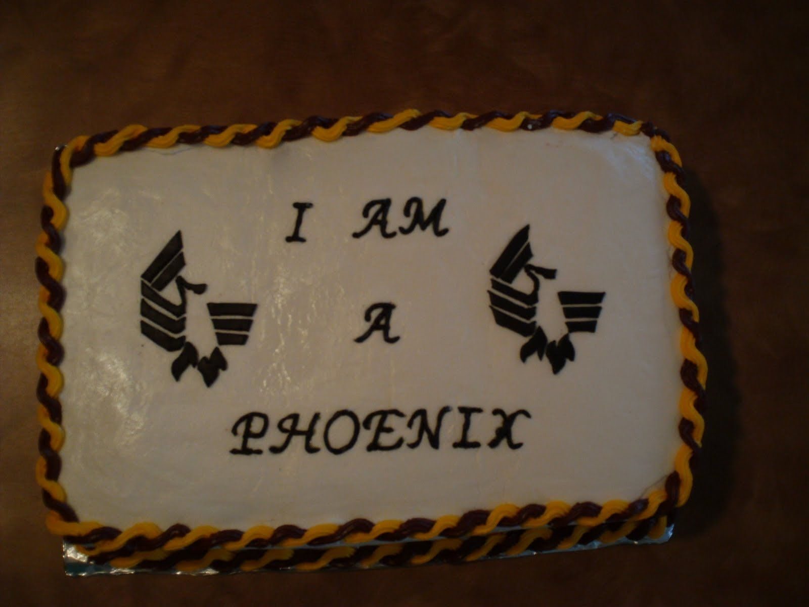 University of phoenix school colors and t catering university of university of phoenix school colors and t catering university of phoenix graduation cake filmwisefo