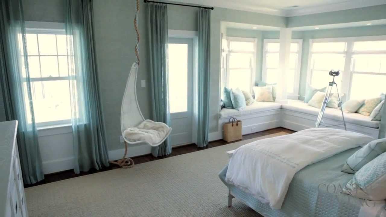 Ultimate Beach House Upstairs Master Bedroom Coastal Master