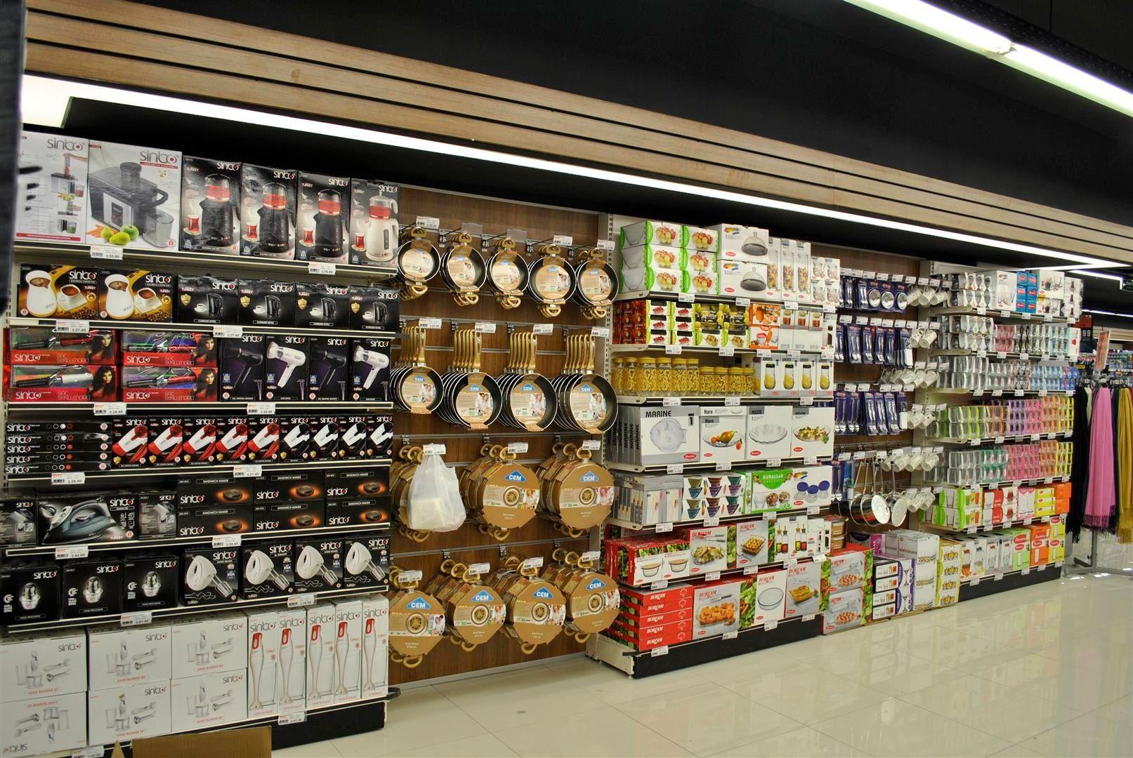 Supermarkets design in 2019 | Supermarket design, Pvc ...