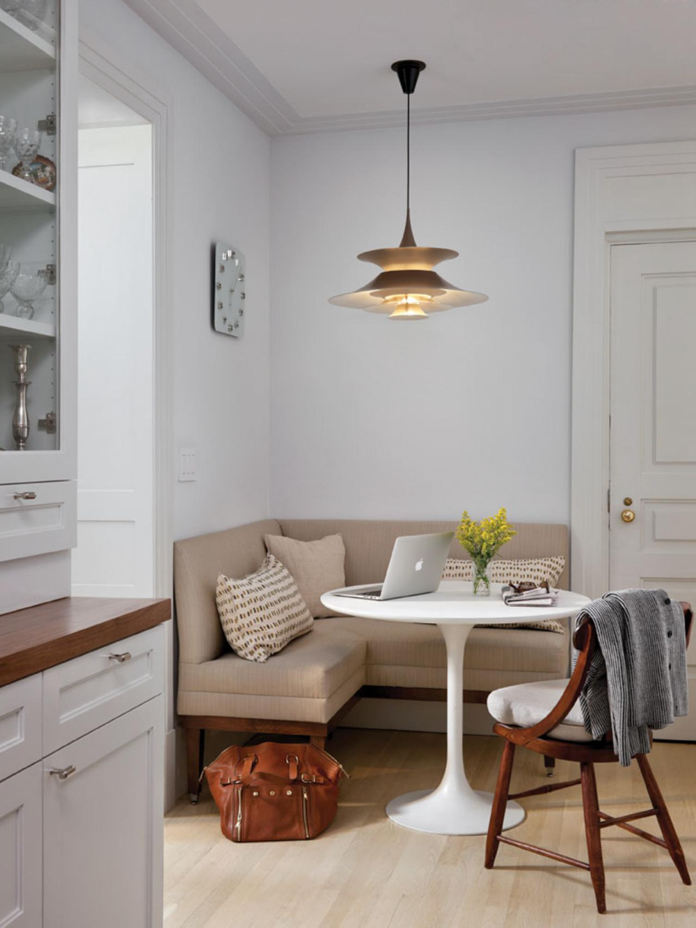 12 Ways to Make a Banquette Work in Your Kitchen