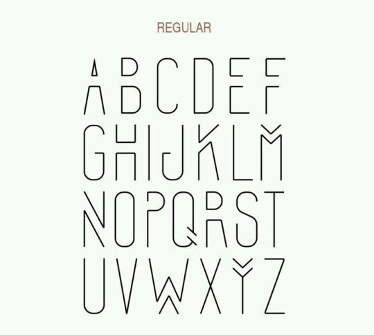 Photo of Alphabet modernes zeitgenössisches Design – #Alphabet #design #modernes #zeitge – Bildungsniveau