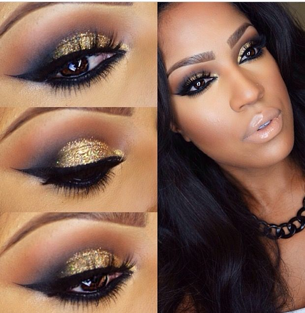 Bolddatenight Womens Makeup Makeup For Black Women Dark Skin