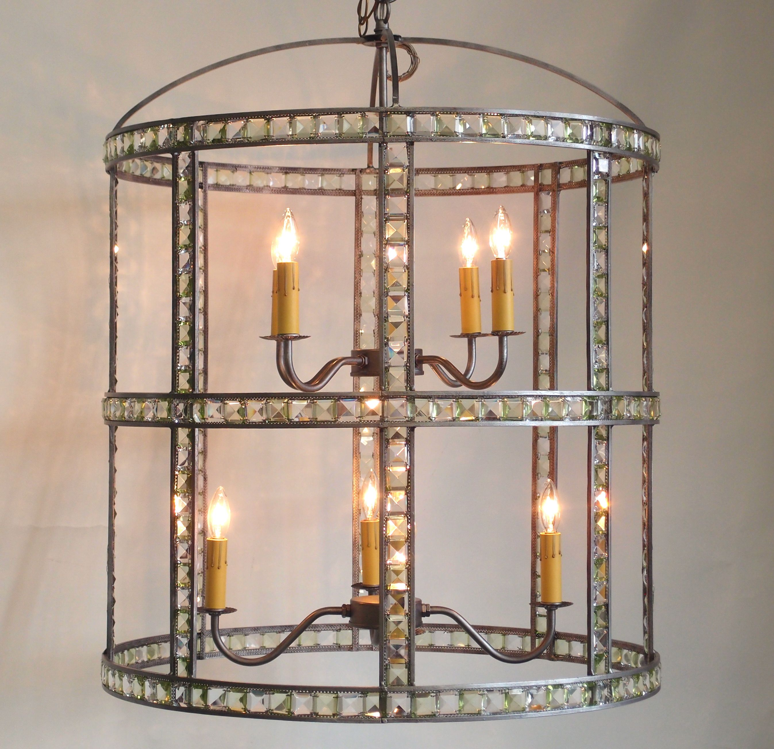 Custom Chandelier made by Canopy Designs for Theodore's ...