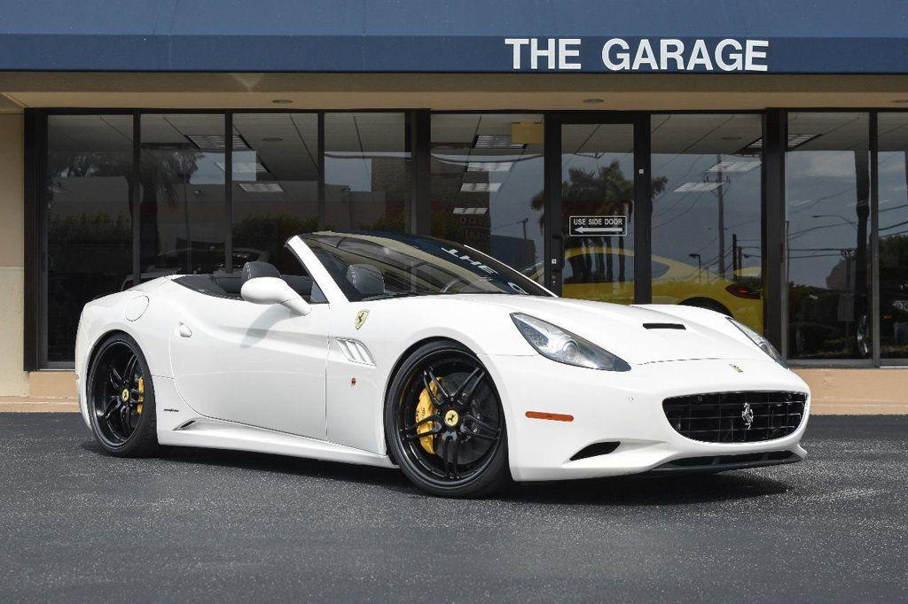 Cool Amazing Ferrari California Dr Convertible Ferrari - Cool cars jacksonville