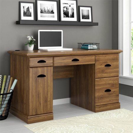 d1d1c61896f78fe91cdc55175fe4825b - Better Homes And Gardens Computer Workstation Desk And Hutch