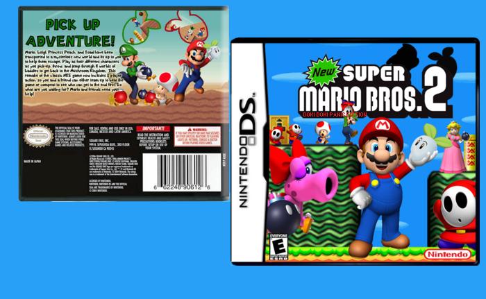 Download new super mario bros 2 3ds iso | NEW SUPER MARIO