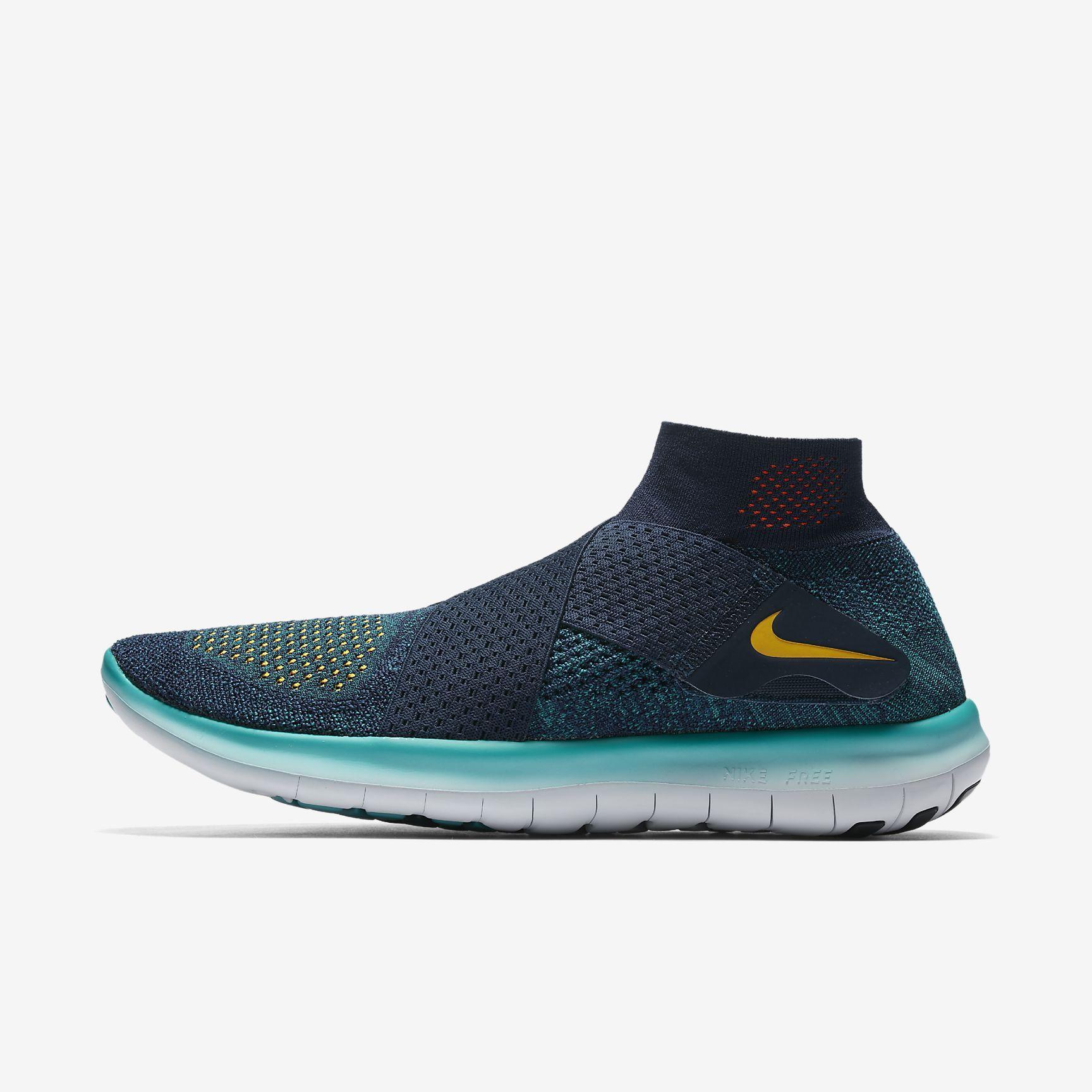 Nike Free RN Motion Flyknit 2017 Men's Running Shoe