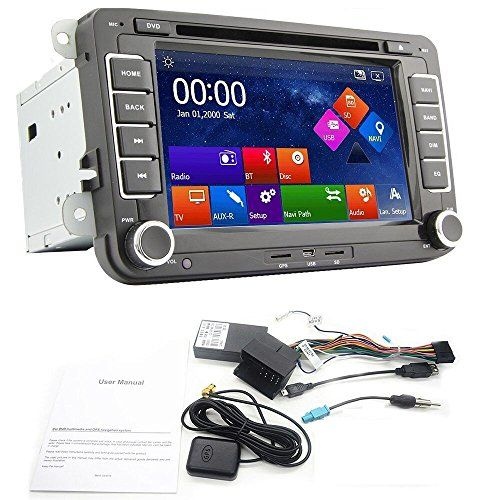 special offers - 7 2 din touch screen car dvd player for vw volkswa