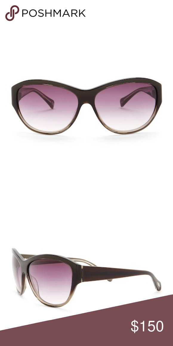 a68a602830d0 Spotted while shopping on Poshmark  Oliver Peoples Cavanna Cat Eye  Sunglasses!  poshmark  fashion  shopping  style  Oliver Peoples  Accessories