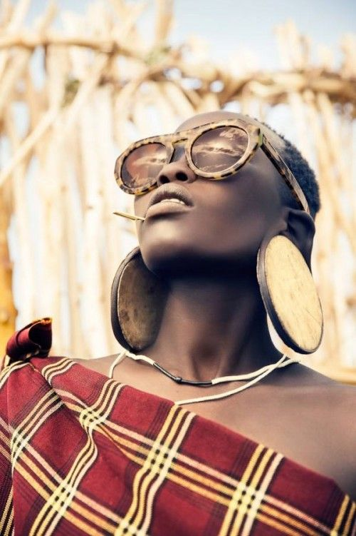 Amazing Look Book By Enki-Eyewear For The Enki Via Ethiopia Collection #africanfashion