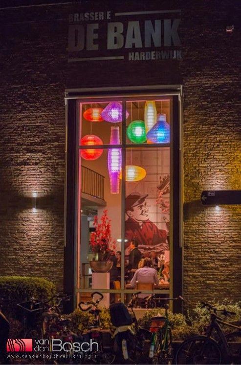 Lichtontwerp Restaurant de Bank te Harderwijk | Projectfoto\'s ...