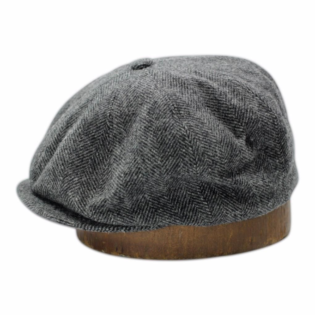17d6907c9f0 Mens Octagonal Newsboy Cap Beret Hat