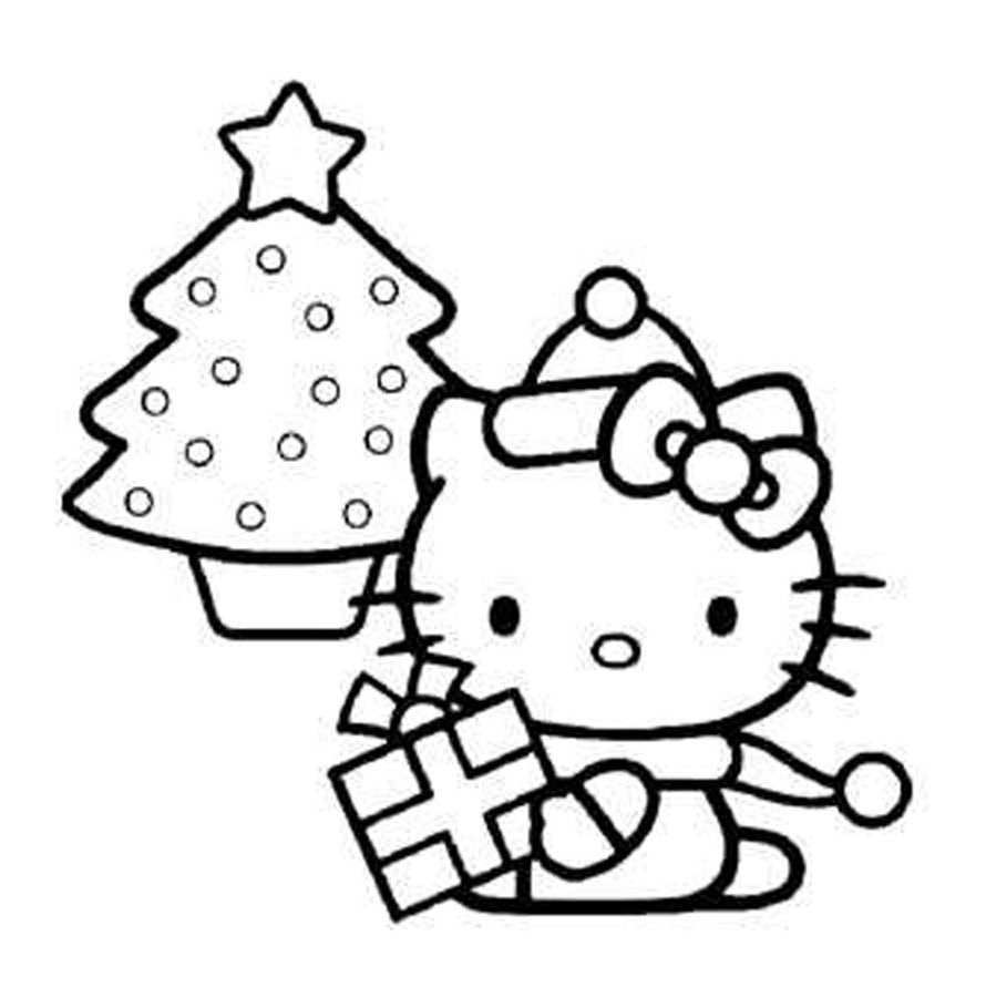 12++ Cartoon kitty coloring pages information