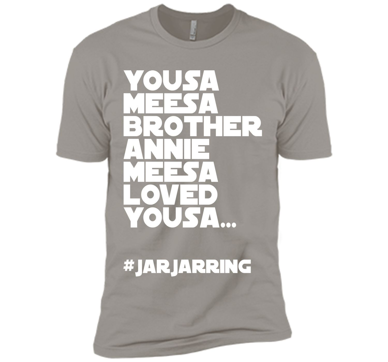 Jar Jarring Star Wars Classics - RotS T-Shirt