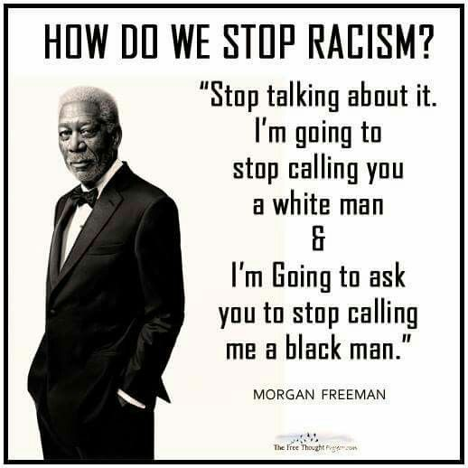 A Freeman Speaks Truth Words Words And More Words Pinte Delectable Quotes About Racism