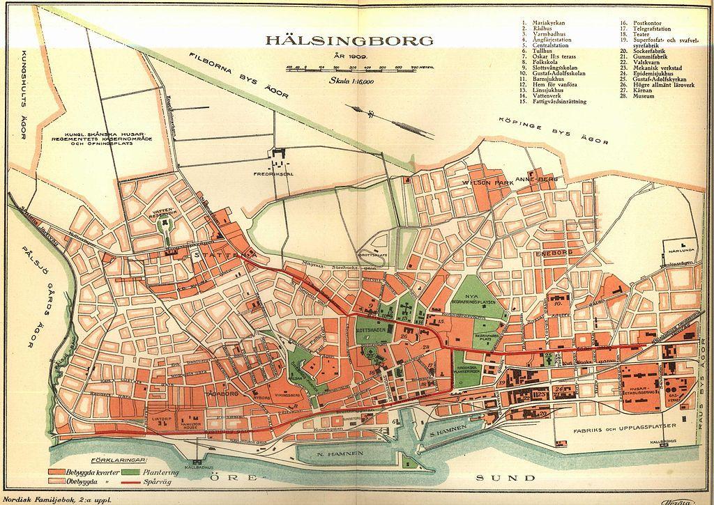 stockholm city karta thaimassage helsingborg