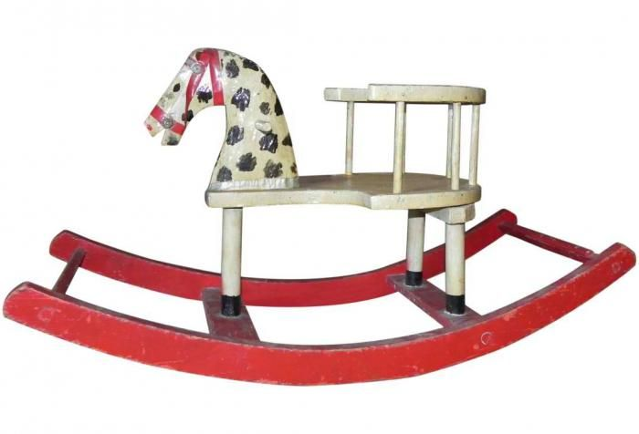 Handmade Vintage Rocking Horse | Shoo Fly Rocking Horses | Pinterest ...